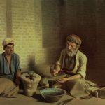 زرگر بغدادی، ۱۹۰۱